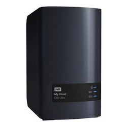 """WD My Cloud EX2 Ultra WDBVBZ0080JCH 3.5"""" 2Moduler 4TB"""