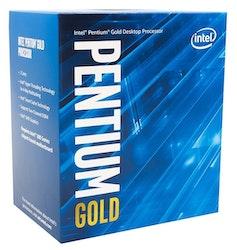 Intel CPU Pentium Gold G5400 3.7GHz Dual-Core LGA1151