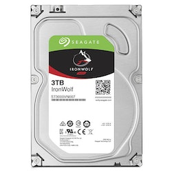 "Seagate IronWolf 3TB 3.5"" SATA-600 5900rpm"