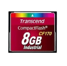 Transcend Industrial CompactFlash-kort 8GB