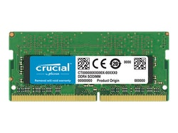 Crucial DDR4 8GB 2666MHz CL19 SO-DIMM 260-PIN