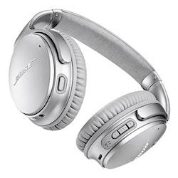 Bose QuietComfort 35 II Trådlös Silver Hörlurar