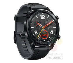 Huawei Watch GT Sport Graphite Black
