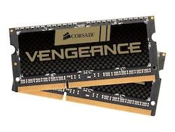 CORSAIR Vengeance DDR3 8GB kit 1600MHz CL9 SO-DIMM 204-PIN