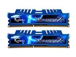 G. Skill Ripjaws-X - DDR3 - 16 GB: 2 x 8 GB - DIMM 240-pin - 2400 MHz