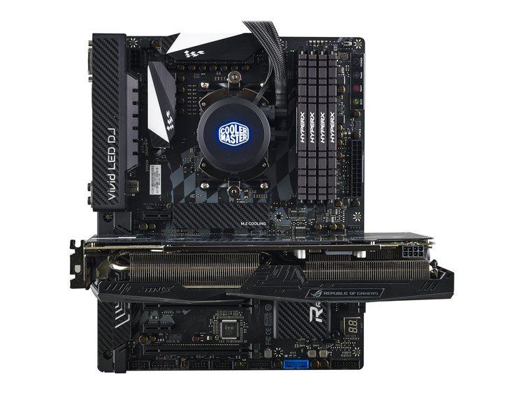 Cooler Master MasterLiquid ML120L RGB vätskekylning