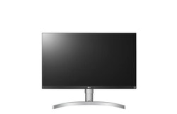 "LG 27"" Bildskärm 27UK650-W - Svart - 5 ms AMD FreeSync 3840 x 2160 4K"