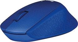 Logitech M330 SILENT PLUS - trådlös - blå