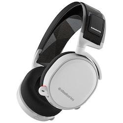 SteelSeries Arctis 7 Trådlös vit Headset