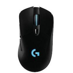 Logitech Gaming Mouse G703 - Mus - optisk - 6 knappar - trådlös