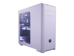 BitFenix Nova - Tower - ATX - vit - USB/ljud