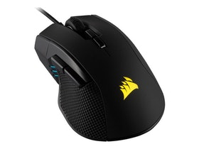 Corsair Gaming IRONCLAW RGB Black, Optical, 18000DPI