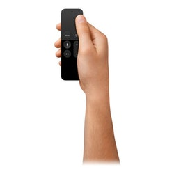 Apple TV Svart Gen. 4