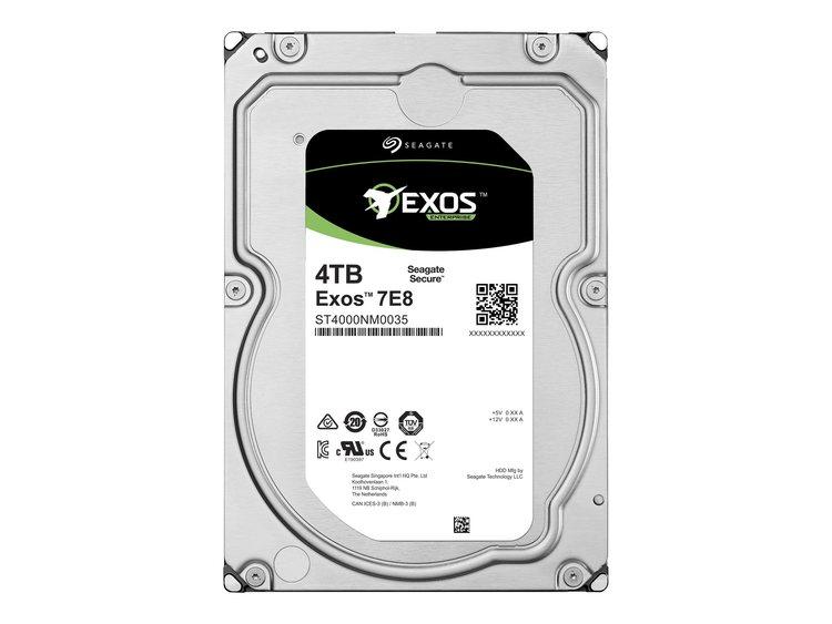 "Seagate Enterprise Capacity 3.5 HDD V.5 Harddisk ST4000NM0035 4TB 3.5"" SATA-600 7200rpm"