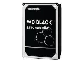 """WD Black Harddisk WD6003FZBX 6TB 3.5"""" SATA-600 7200rpm"""
