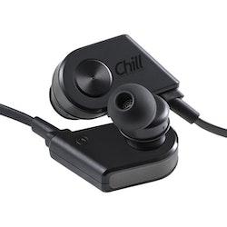 Chill Innovation V8 - Hörlurar med mikrofon - inuti örat - Bluetooth - trådlös