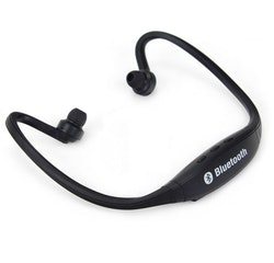 Sport S9 Wireless 4.0 Bluetooth Neckband Black