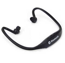 Sport S9 Wireless 4.0 Bluetooth Neckband Black