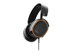 SteelSeries Arctis 5 - 2019 Edition - svart