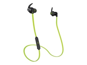Creative Outlier Sports - Hörlurar med mikrofon -neongrön