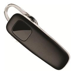 Plantronics M70/R - Headset -trådlös - svart, vitt band
