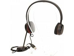 Jabra Evolve 20 MS stereo Kabling Svart Headset