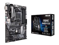 ASUS PRIME B450-PLUS ATX AM4 AMD B450