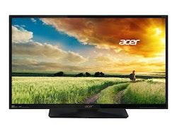 "Acer CB271HB 27"" 1920 x 1080 DVI VGA (HD-15) HDMI 60Hz Pivot Skärm"
