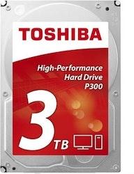 "Toshiba Harddisk P300 3TB 3.5"" SATA-600 7200rpm"