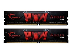 G.Skill AEGIS DDR4 8GB kit 2400MHz CL15