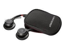 Plantronics Voyager Focus UC B825 Trådlös Svart Headset