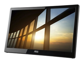 "AOC I1659FWUX 16"" 1920 x 1080 USB 60Hz Pivot skärm"