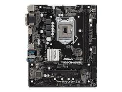 ASRock H310CM-HDV/M.2 Micro-ATX LGA1151 Intel H310