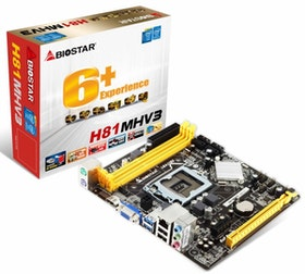 Biostar H81MHV3 LGA1150