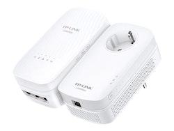 TP-LINK Powerline TL-WPA8730 KIT Bro 1750Mbps Trådlös Kabling