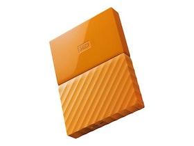 WD My Passport Harddisk WDBYNN0010BOR 1TB USB 3.0