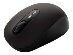 Microsoft Bluetooth Mobile Mouse 3600 - Svart