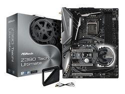 ASRock Z390 Taichi Ultimate ATX LGA1151 Intel Z390