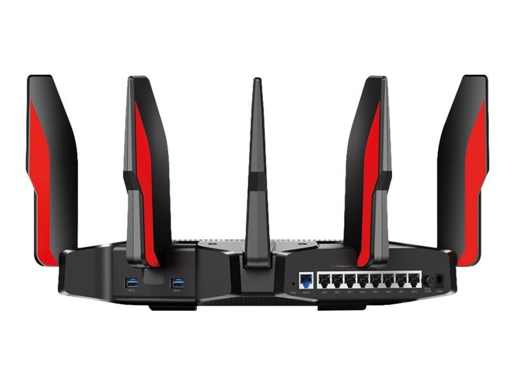 TP-Link Archer C5400X 5334Mbps 8-port switch