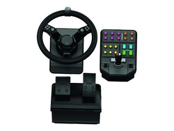 Logitech Heavy Equipment Svart