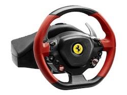 Thrustmaster Ferrari 458 Spider Röd Svart