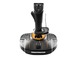 ThrustMaster T.16000M FCS Orange Svart