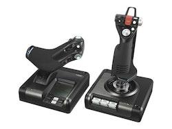 Logitech X52 Professional H.O.T.A.S. Svart