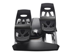 Thrustmaster T-Flight Rudder Pedals Svart