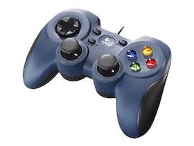 Logitech Gamepad F310 Blå Svart