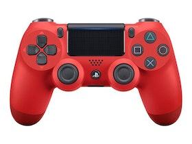 Sony DualShock 4 v2 Röd