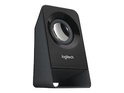 Logitech Z213 - Högtalarsystem - Svart