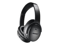 Bose QuietComfort 35 II - Hörlurar med mikrofon - Svart