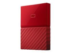 WD My Passport Harddisk WDBS4B0020BRD 2TB USB 3.0