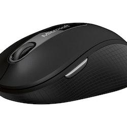 Microsoft Wireless Mobile Mouse 4000 - optisk - trådlös -  grafit